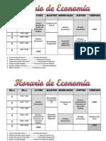 Horario deVCFD DV DFV Mariluz x Ciclo