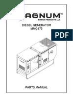 Magnum Manual Mmg175 Parts