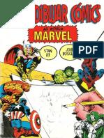 Como Dibujar Comics Al Estilo MARVEL