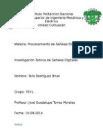 Investigación DSP