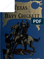 McNeal - In Teaxes With Davy Crockett (1908) W.  R. CHAMBERS, LIMITED Edition
