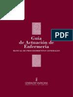 Guia de Actuacion de Enfermeria Booksmedicos.org