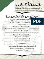 Ignaciana, Rivista Di Ricerca Teologica, 2-2006