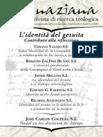 Ignaciana, Rivista Di Ricerca Teologica, 4-2007