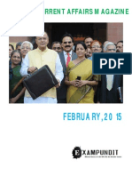 Current Affairs Magazine - February, 2015 - ExamPundit_final