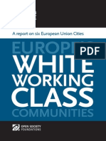 White Working Class Overview