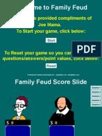 APO Family Feud