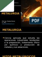Procesos metalurgicos