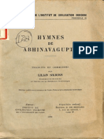 Hymnes De Abhinava Gupta - Lilian Silburn.pdf