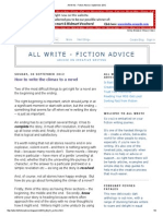 All Write - Fiction Advice_ September 2012