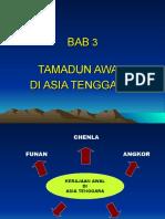Bab 3 Tamadun Awal Di Asia Tenggara