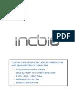 Incbio 1ta (2015 en) 1a1b Dgb - Proposal