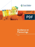 Flavourings Guidance FINAL