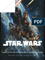 6 - SAGA EDITION - Knights of the Old Republic Campaign Guide