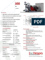 Steam Microturbine Brochure