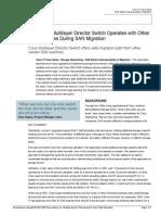 Cisco IT Case Study MDS Interoperability Update