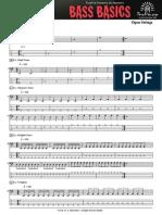 Stu Hamm's Bass Basics 08