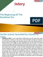 9(a)the Beginning of the Gandhian Era.ppt