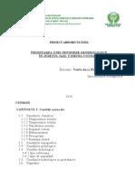 Pepiniera-dendrologica