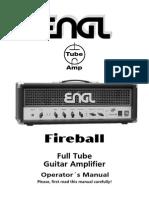 OM E625 Fireball