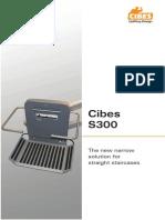 Thang máy gia đình CIBES S300 - Cibeslift.com.Vn