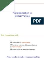SystemVerilog_veriflcation