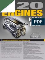 MAN D20 Engine