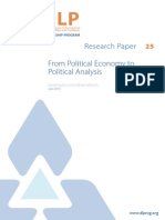 From Political Economy to Political Analysis.pdf