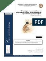 ITEM 32 S-COMPONENTE DCN ASPECTOS ESPECIFICOS COMUNICACION-SEPARATA N° 01-GRUPO AB