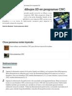 Cómo convertir dibujos 2D en programas CNC _ eHow en Español.pdf