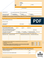 CPL Application Form