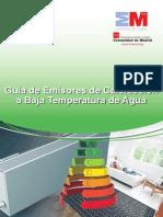 Guia de Emisores de Calefaccion a Baja Temperatura de Agua