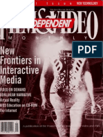 The Independent Film & Video Monthly 1994-1