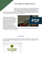 Los Mejores Trucos Para Utilizar Tu Android Como Un Experto