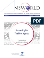 2012_Human Rights_the New Agenda