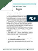 Provas de Economia-1995 a 2014