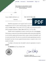 Seay v. Donald et al - Document No. 6