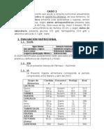 CASO 1 Evaluacion Nutricional Word