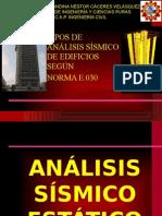 Expo Tipos de Analisis Sismico de Edificios - 02