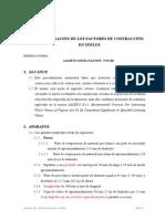 M-8. Determinación Del Límite de Contracción en Los Suelos