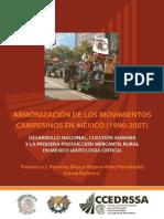 Armonización de Los Movimientos Campesinos en México-ligas