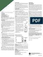 STI 46010 Installation Manual