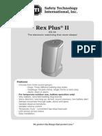 STI ED55 Installation Manual