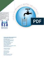 Maji Na Ufanisi 2013 Annual Report