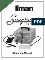 ELLMAN SURGITRON Electrovisturi Por Radiofrecuencia