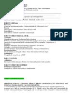 Jurisprudêncis STJ - 2012 - Por Assunto