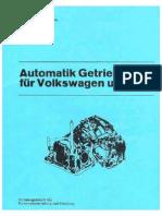 008 Automatikgetriebe Für Volkswagen Und Audi