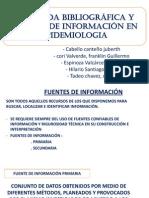 BUSQUEDA DE INFORMACION BIBLIOGRAFICA
