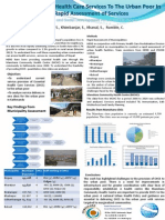 HERD Urban Health Rapid Assessment of Municipalities Poster