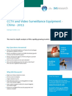 Abstract Cctv Video Surveillance Report China 2013 (1)